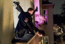 """""""Tatort: Die dritte Haut"""": Karow (Mark Waschke) und Rubin (Meret Becker) stellen den Mord am Immobilienmanager Ceylan nach."""
