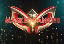 """Das Logo der US-Version von """"The Masked Dancer""""."""