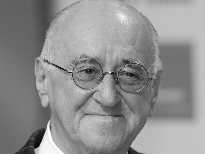 Alfred Biolek starb am 23. Juli.