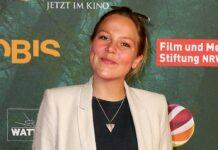Franziska van der Heide wird zum ersten Mal Mutter.