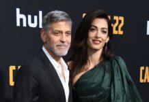 George und Amal Clooney sind seit 2014 verheiratet.