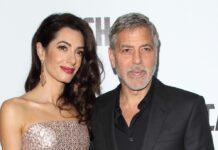 George und Amal Clooney bei einem gemeinsamen Auftritt in London.