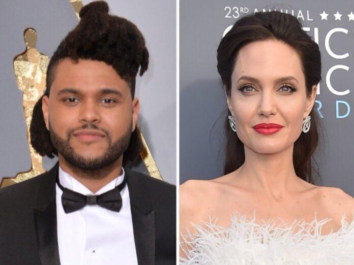 The Weeknd und Angelina Jolie sollen ein weiteres Date gehabt haben.