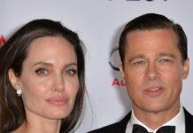 Angelina Jolie und Brad Pitt im Jahr 2015
