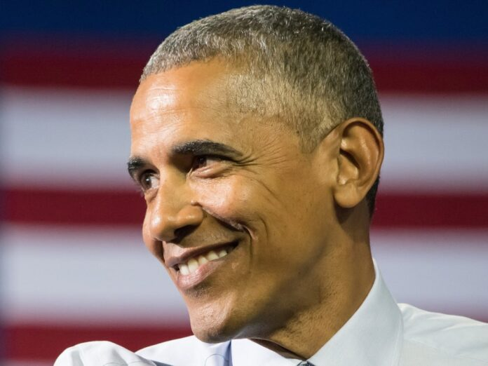 Barack Obama gibt wieder mal Musik-Tipps.