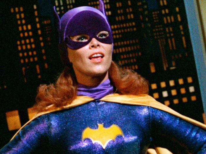Yvonne Craig war in den 60er-Jahren Batgirl.