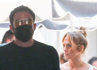 Ben Affleck und Jennifer Lopez vor wenigen Tagen auf Shopping-Tour.