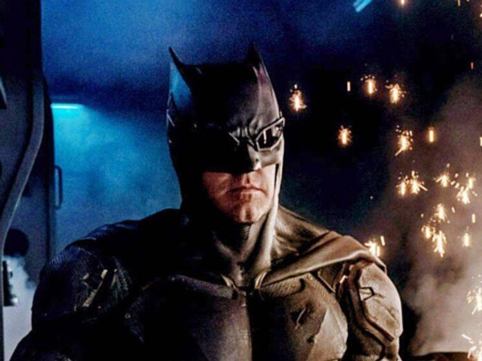 Ben Affleck als Batman in
