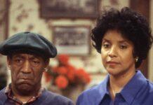"""Bill Cosby und Phylicia Rashad in """"Die Bill Cosby Show"""""""