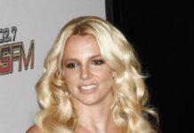 Britney Spears bei einem Auftritt in Los Angeles.