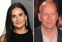 Demi Moore und Bruce Willis sind bis heute eng befreundet.