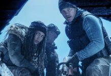 """Chris Pratt (r.) kämpft in """"The Tomorrow War"""" für das Überleben der Menschheit."""
