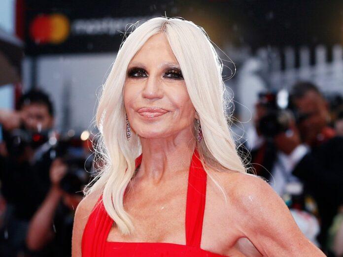 Donatella Versace vermisst ihren Bruder Gianni