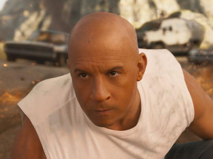Vin Diesel als Dominic Toretto in der