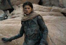 """Zendaya in """"Dune"""" von Denis Villeneuve: Der Film feiert seine Weltpremiere auf den Internationalen Filmfestspielen von Venedig."""