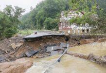 Viele Orte in Rheinland-Pfalz sind besonders vom Hochwasser betroffen