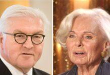 """Frank-Walter Steinmeier hat der """"großartigen Schauspielerin"""" Ruth Maria Kubitschek seinen Dank ausgesprochen."""
