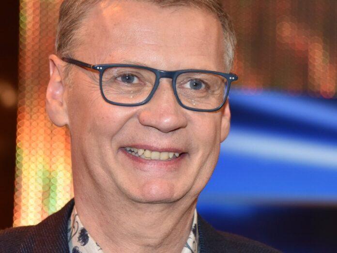 Günther Jauch feiert seinen 65. Geburtstag.