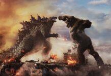 """In """"Godzilla vs. Kong"""" treffen zwei legendäre Kinomonster aufeinander - auch auf dem heimischen TV."""