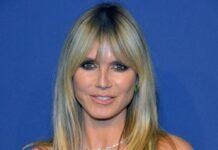 """Heidi Klum zierte mit ihrer Tochter Leni das Cover der deutschen """"Vogue""""."""
