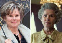 """Imelda Staunton spielt Queen Elizabeth II. in der fünften und sechsten Staffel von """"The Crown""""."""