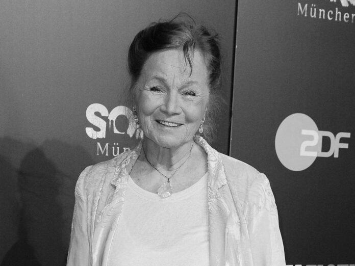Ingrid Fröhlich bei der Feier zu 40 Jahre