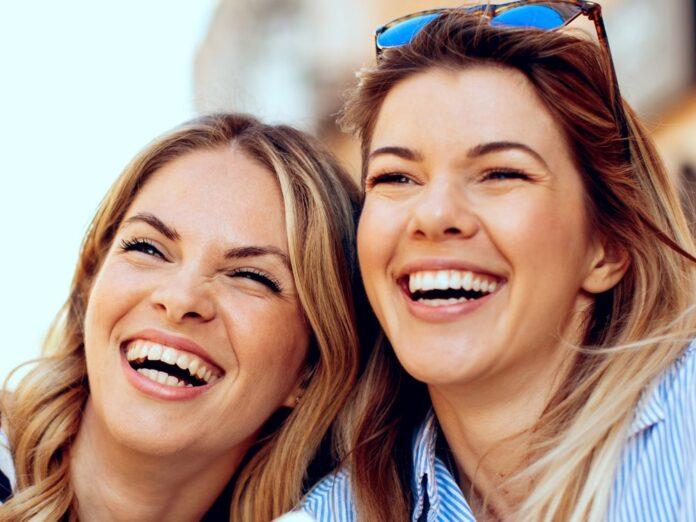 Warum nicht nach einer neuen besten Freundin per App suchen?