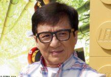Jackie Chan während einer Filmpremiere in Los Angeles