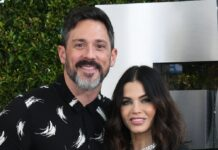 Steve Kazee und Jenna Dewan Ende 2019 in Los Angeles