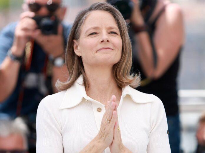 Jodie Foster bei den Filmfestspielen in Cannes.