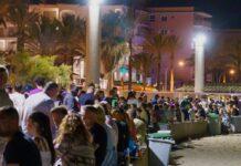 Nächtliche Partys unter freiem Himmel sind auf Mallorca bald wieder Geschichte.