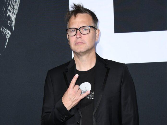 Blink-182-Frontmann Mark Hoppus gab vor wenigen Wochen seine Krebserkrankung bekannt.