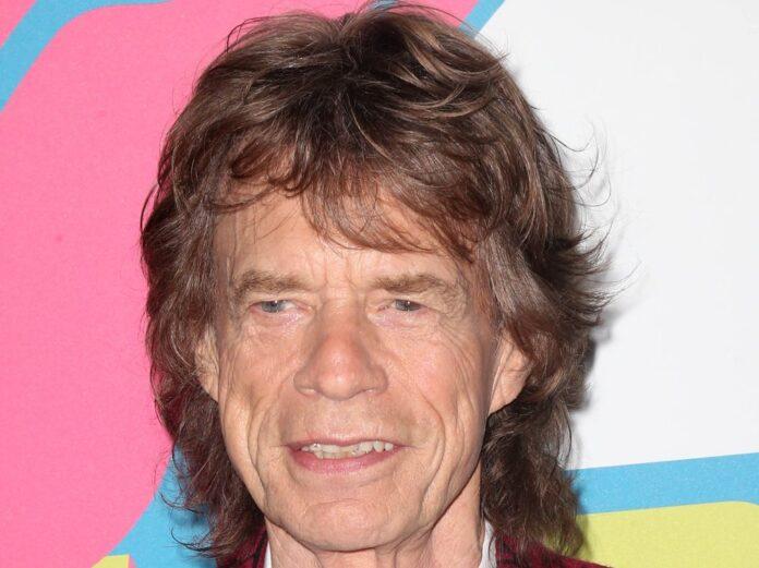 Mick Jagger steht seit Jahrzehnten mit den Rolling Stones auf der Bühne.