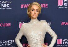 Paris Hilton bei einem Auftritt in Beverly Hills.