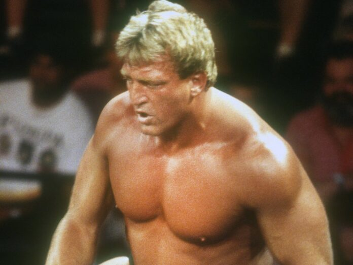 Paul Orndorff 1995 im Ring.