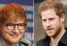 Die Väter Ed Sheeran und Prinz Harry sprachen bei den WellChild Awards auch über Kindererziehung.