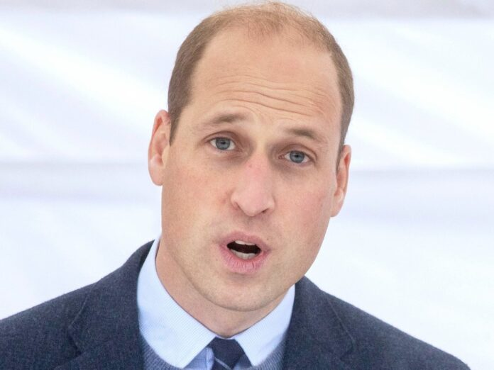 Prinz William hat keinerlei Verständnis für die rassistischen Entgleisungen manch englischer Fans.