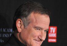 Robin Williams 2011 bei einem Auftritt in Los Angeles.