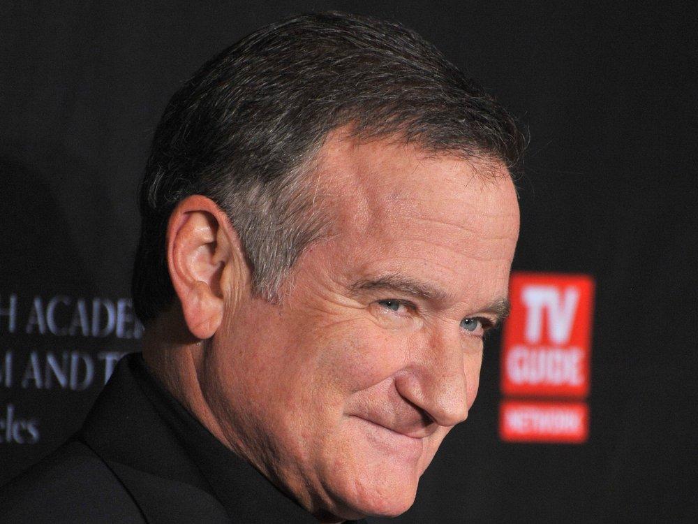 Robin Williams: Ängste, Süchte und ein Monster, das ihn ...
