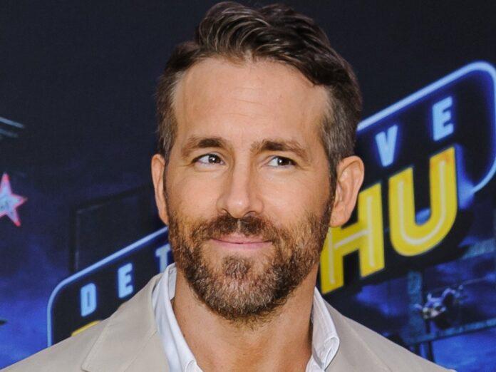 Ryan Reynolds mischt sich unter die TikTok-Stars.