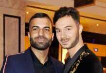 Rafi Rachek (l.) und Sam Dylan im vergangenen Jahr