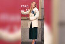 """Sarah Jessica Parker mit ihren ikonischen Manolo-Blahnik-Pumps aus """"Sex and the City"""""""