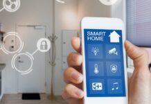 Smart-Home-Geräte lassen sich per App steuern.