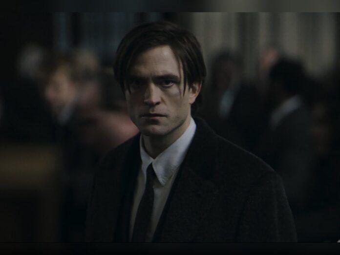 Robert Pattinson als Bruce Wayne alias Batman