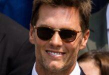 Tom Brady während seines Besuchs im Weißen Haus.