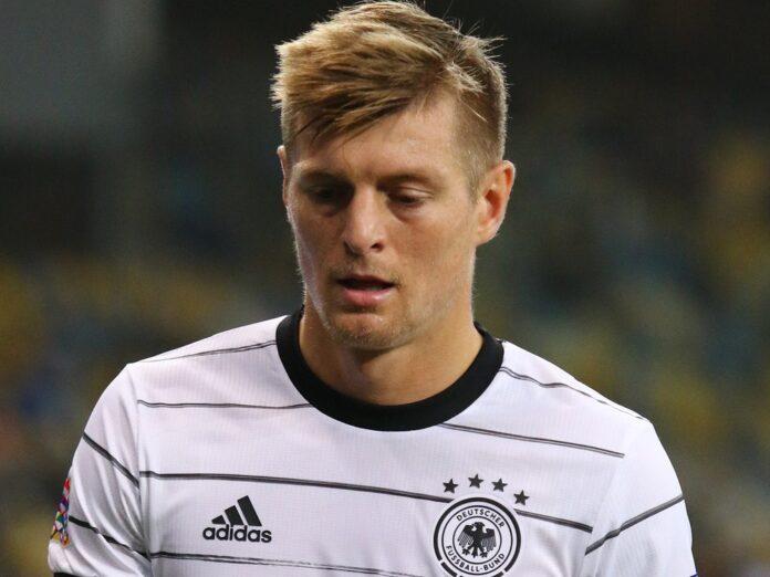 Toni Kroos wird nicht mehr im Trikot der deutschen Nationalmannschaft auf dem Spielfeld stehen.