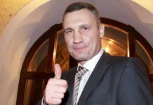 Vitali Klitschko feiert seinen 50. Geburtstag.