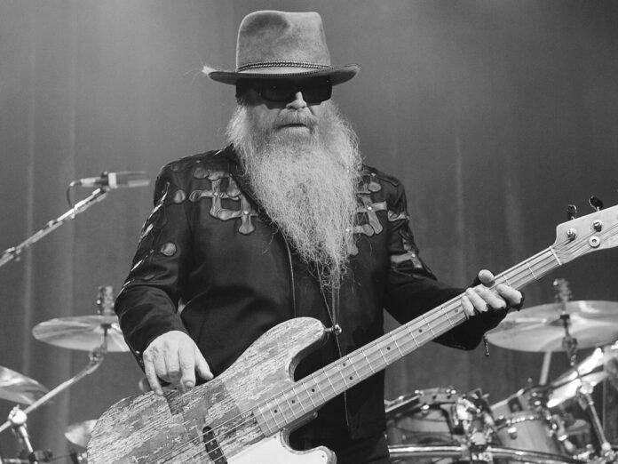 Dusty Hill war Bassist der Kultband ZZ Top.