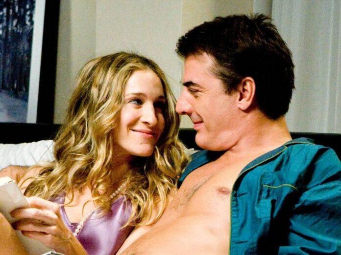 Carrie (Sarah Jessica Parker) und Mr. Big (Chris Noth) landeten auch in