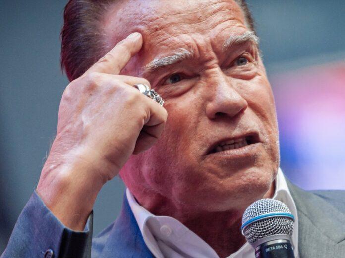 Arnold Schwarzenegger hat kein Verständnis für Corona-Leugner.